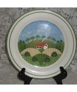 Sangostone Country Cottage Dessert Plate - $6.00