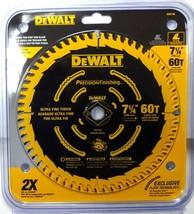 """DEWALT DW3196 7-1/4"""" x 60T Precision Finishing Saw Blade - $24.75"""