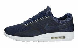NIKE AIR MAX ZERO BR MEN SIZE 12.0 MIDNIGHT NAVY NEW COMFORTABLE RARE - $138.59