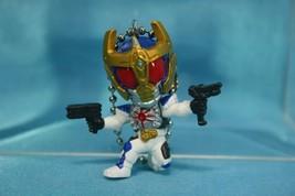 Bandai Kamen Masked Rider Kiva P3 Figure Keychain Rising Ixa B - $19.99