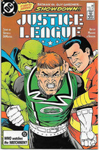 Justice League Comic Book #5 DC Comics 1987 NEAR MINT NEW UNREAD - $3.99