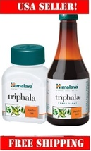 Himalaya Triphala 200ml  bowel cleanser with  goodness of Indian Gooseberry - $10.39