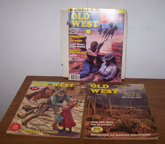 Magazine 3oldwest spring69