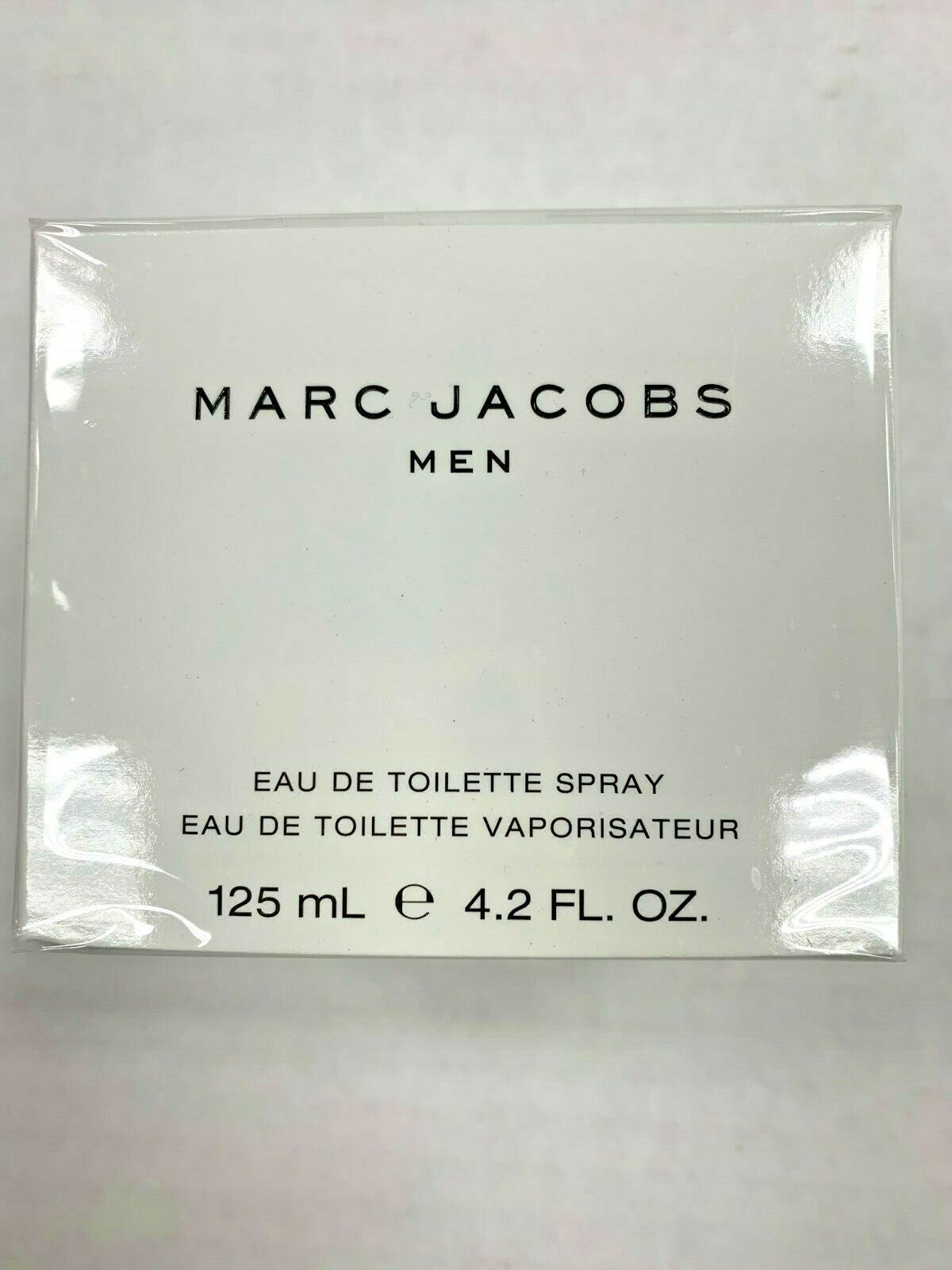 Primary image for MARC JACOBS by Marc Jacobs 4.2 oz 125 ml EDT Spray for Men New in sealed Box