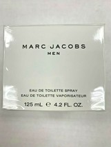 MARC JACOBS by Marc Jacobs 4.2 oz 125 ml EDT Spray for Men New in sealed Box - $79.99