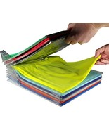 EZSTAX Closet Organizer, Shirt Folder, and Paper Filing System (Regular ... - $130.72