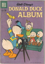 Donald Duck Album Four Color Comic #1140, Dell 1960 VG+ - $15.44