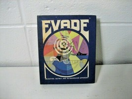 Evade a 3m gamette board game 1971 complete excellent - £14.53 GBP