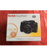 Kodak EasyShare Z812 IS 8.1MP Digital Camera - Black - $395.98