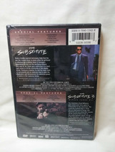 The Substitute/The Substitute 3 (DVD, 2001, Sensormatic) New Sealed image 2