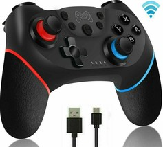 NINTENDO SWITCH WIRELESS PRO RECHARGEABLE CONTROLLER FOR N-SL. Windows PC - $16.83