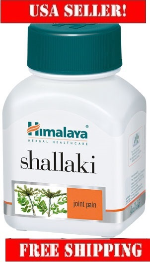 Himalaya Shallaki 60cap,Indian Frankincense is The key to healthy joints,$15.99