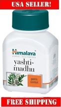 Himalaya Yashtimadhu60cap,Licorice for Holistic management of acidpeptic... - $7.99