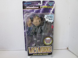 """MCFARLANE TOYS #12111 ACTION FIGURE WETWORKS MENDOZA 6.5"""" NEW  L130 - $7.84"""