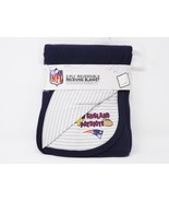 Outer Stuff NFL 2-Ply Reversible New England Patriots Receiving Blanket ... - $16.14