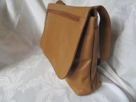 Soft Kenneth Cole Natural Leather Handbag - $38.00