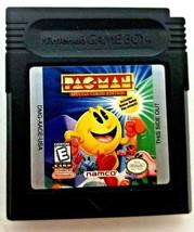 Pac-Man Original Nintendo GameBoy Game - Authentic! - $14.84
