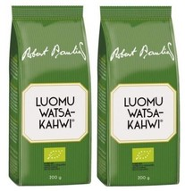Robert Paulig Organic Watsa-Kahvi 200g Ground x 2 packs - $24.75