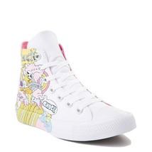 Neuf Converse Chuck Tailleur Tout Étoile Hi Notebook Basket Blanc Multicolore - $102.10