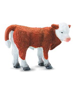 Breyer CollectA 88236 Hereford calf very nice  exceptional miniature <> - $4.89