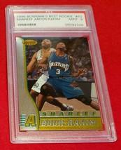 Shareef ABDUR-RAHIM - 1996 Bowman's Best Rookie #R3 - Psa 9 - $21.95