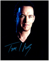 TOM HANKS  Authentic Original  SIGNED AUTOGRAPHED PHOTO w/ COA 507 - $105.00