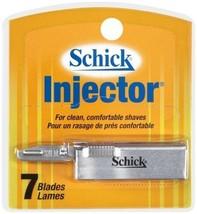 (qty-3) Schick Injector Single Edge Razor Blades - $18.32