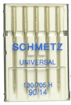 SCHMETZ Universal Sewing Machine Needles Size 14 - $4.46