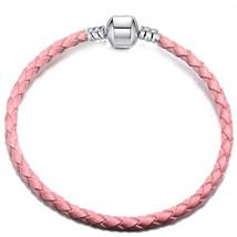 2020 Winer Fi Original Pandora Charms bracelet Pulsera Colotr Genuine Le... - $11.74