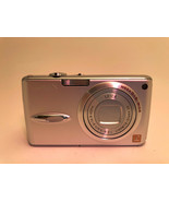 Panasonic LUMIX DMC-FX01 6.0MP Digital Camera - Silver - $32.66