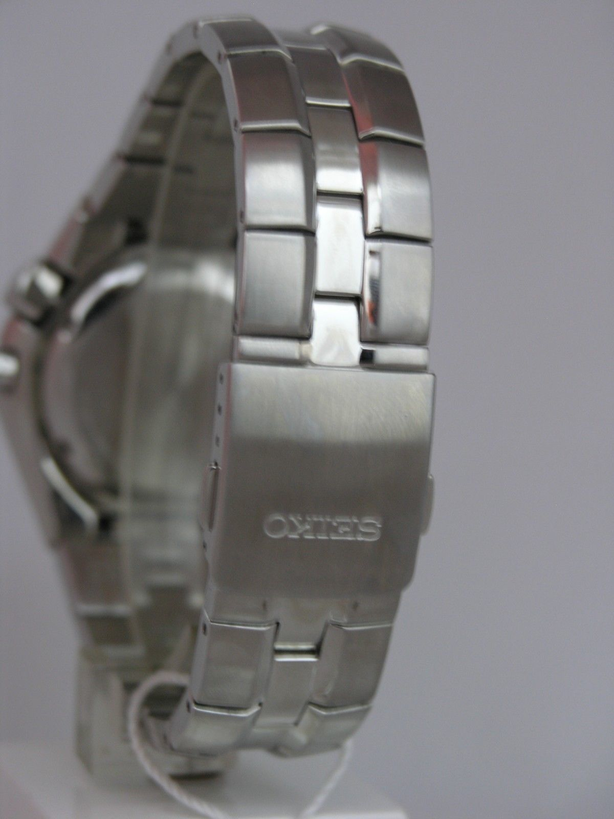 Seiko watch mens  stainless steel kinetic Arctura 5M62 SKA255