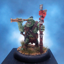 Painted Privateer Press Miniature Hordes Trollbloods Pyg Bushwhacker I - $52.15