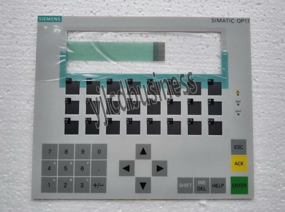 Primary image for NEW OP17 6AV3617-IJC20-0AX1 FOR Membrane Keypad 90 days warranty