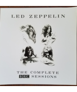 LED ZEPPELIN 'Complete BBC Series' 12 x 12 Embossed Promo Poster - $10.95