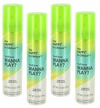 ( LOT 4 ) Designer Imposters Wanna Play? Fragrance Deodorant 2.5 ozEa Body Spray - $28.70