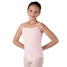 Bloch CL5407 Girl's Size 6x-7 (Intermediate) Light Pink Camisole Leotard - $12.88