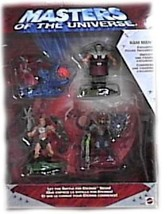 Masters of the Universe (MOTU) Heroes vs. Villains Gift Pack by Mattel - $26.46
