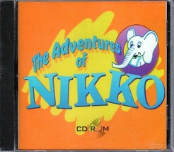 The Adventures of NIKKO (Ages 3-6) (PC-CD, 1994) - NEW Sealed Jewel Case - $5.98