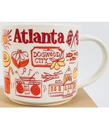 Starbucks 2018 Atlanta, Georgia Been There Collection Coffee Mug NEW IN BOX - $33.63