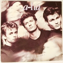 """a-ha Stay On These Roads 45 Vinyl Record 7"""" Single Picture Sleeve - £10.04 GBP"""