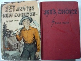 Jet Stockwell 2 LOT The New Country & Jet's Choice illustrated hardcover... - $8.00