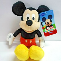 "Disney Junior Mickey Mouse Clubhouse 10"" Mickey Stuffed Plush Doll NWT - $9.99"
