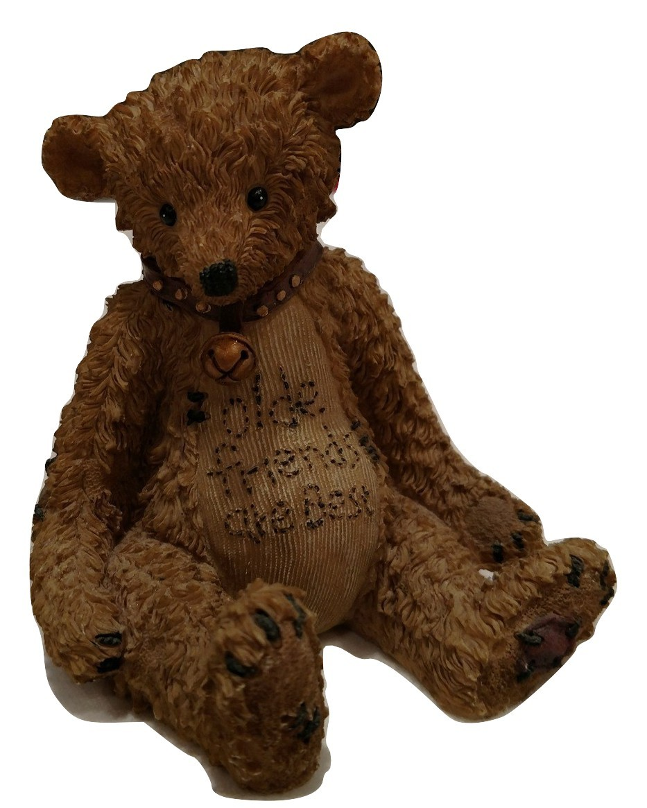 "Boyds Bears Tattered Treasures ""Friendship,"" #24110"