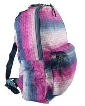 Bench Womens Orion Blue Light Weight Brukner B Packable Backpack NWT image 1
