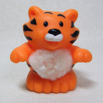 Fisher Price Little People TIGER from Touch & Feel Ark Animals K0725-0910 - $4.00