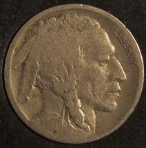 1917-D Buffalo Nickel VG Scarce Date #0345 - $23.99