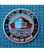 LESLIE O'NEAL PRO FOOTBALL HALL OF FAME HOF CLASS OF 2018 CANTON OHIO SU... - $18.00