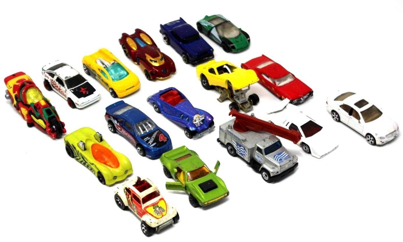 Rare? Grab Bag Lot Disney Tonka LOT Die Cast Cars- MATCHBOX Hot Wheels