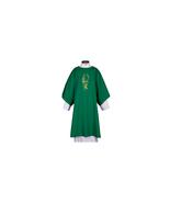 Eucharistic Dalmatic Green TS421 Christian Brands NWT - $79.19