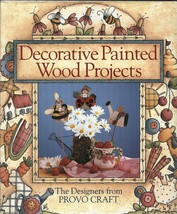 Decorative Painted Wood Projects by Provo Craft Group Staff;Patterns,Fin... - $12.99